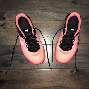 Nike | Metcon 2 Coral & Black Training Shoe